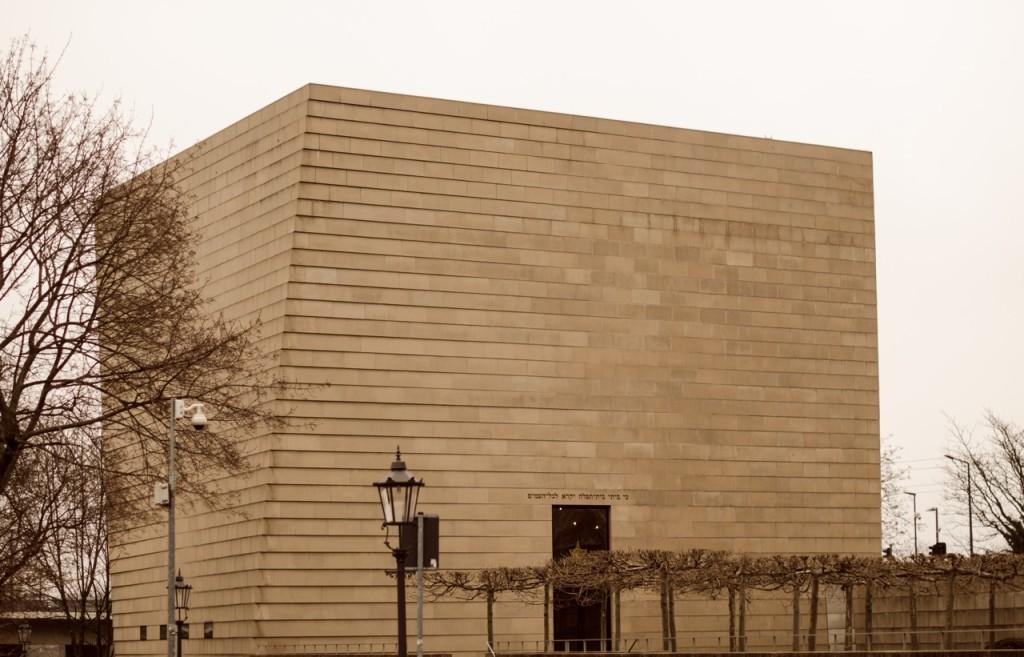 Neue Synagoge - Hasenberg 1