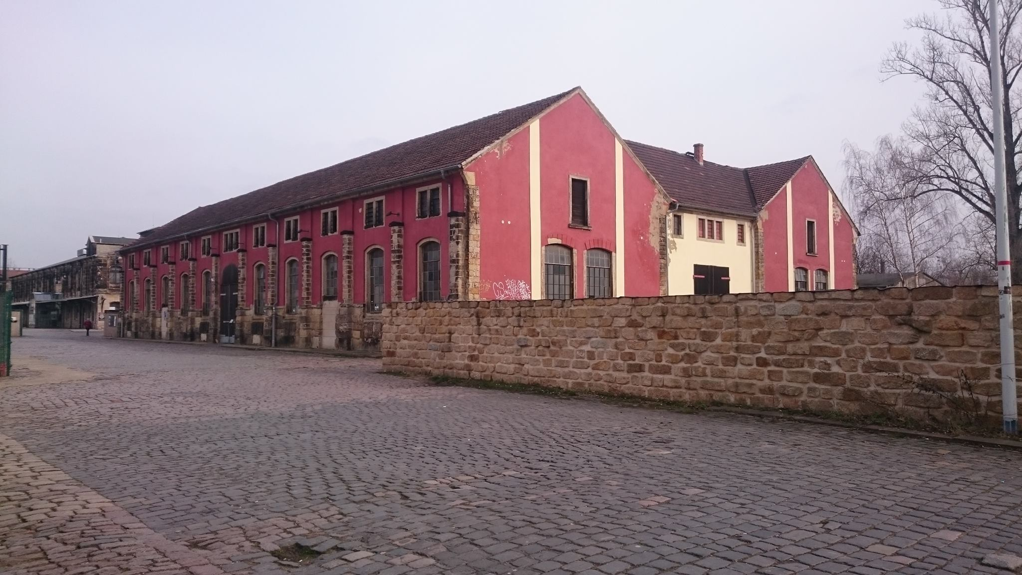 Alter Schlachthof Dresden - Gothaer Straße 11