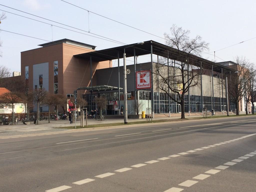 Kaufland auf der Borsebergstraße 35