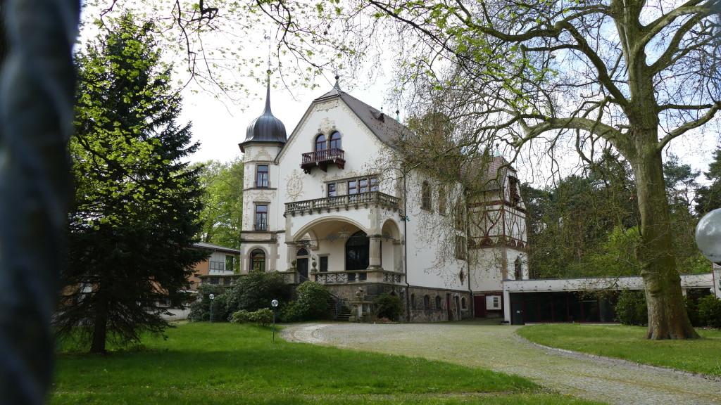 Ein Großteil der historischen Villen wurden in den 90er Jahren restauriert