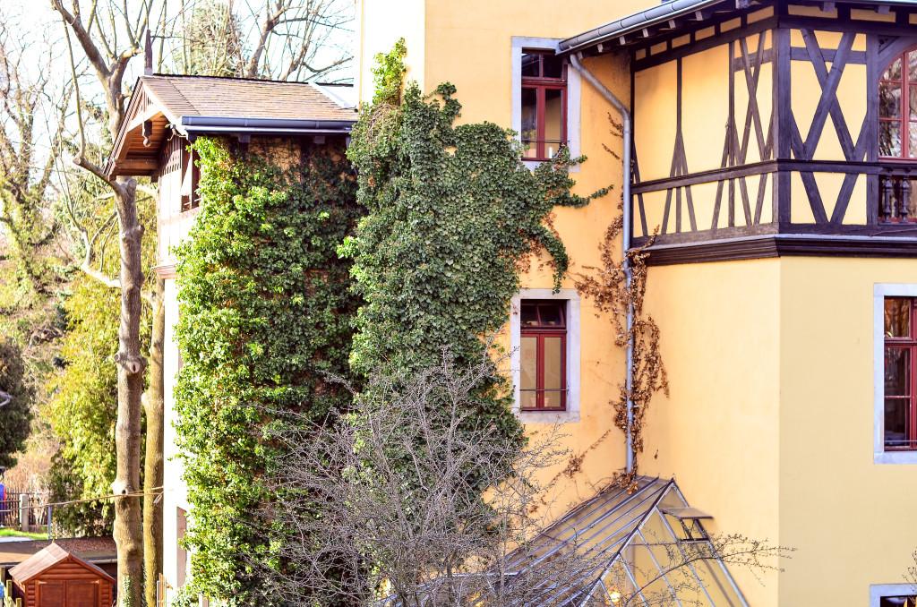Das italienische Restaurant Villa Maria findest du auf dem Fährgäßchen 1.