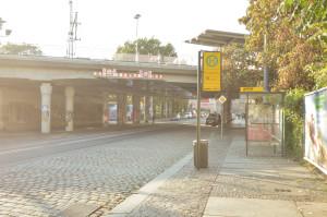 S-Bahn Haltestelle Bischhofsplatz