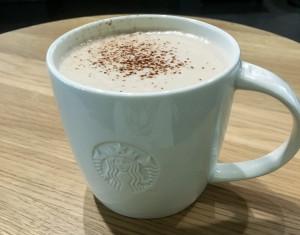 Eine heiße Schokolade an kühlen Herbsttagen ist doch genau das Richtige