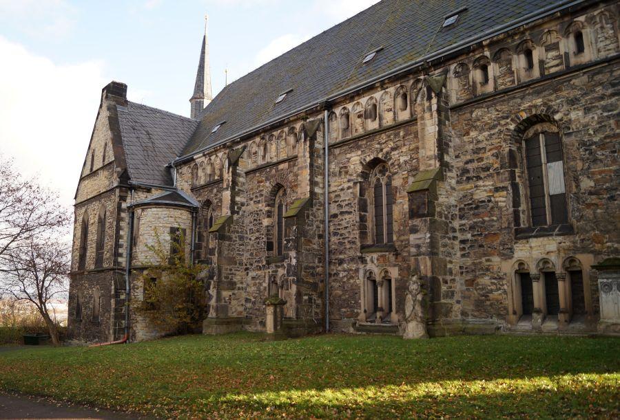 Die Briesnitzer Kirche ist eine der ältesten Kirchen Sachsens