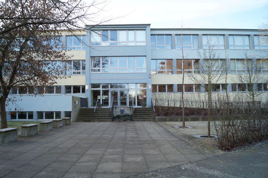 Die Albert Schweitzer- Schule in Prohlis