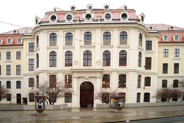 Im Stadtmuseum Dresden wird dir sehr viel geboten!