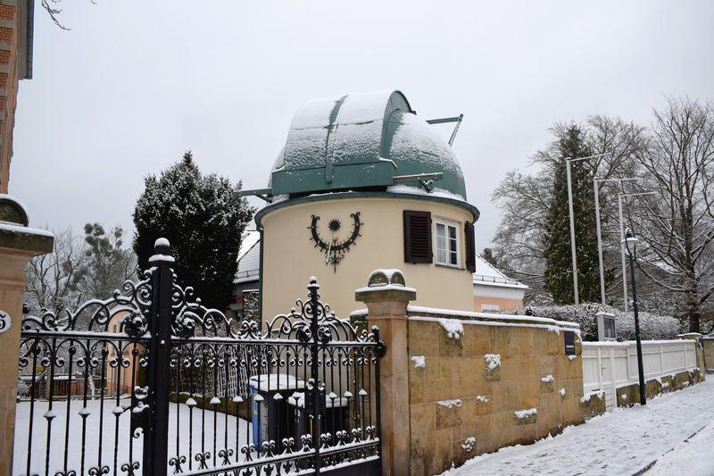 Sternwarte des Forschungsinstituts