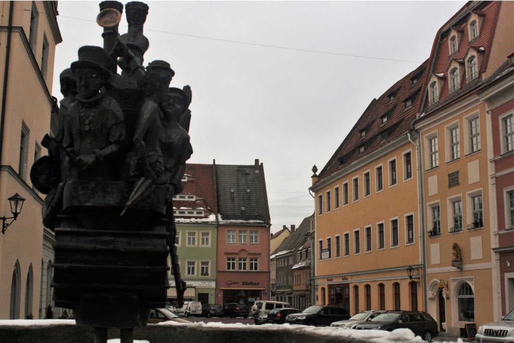 Die Altstadt bietet viele Restaurants für die unterschiedlichsten Gaumen