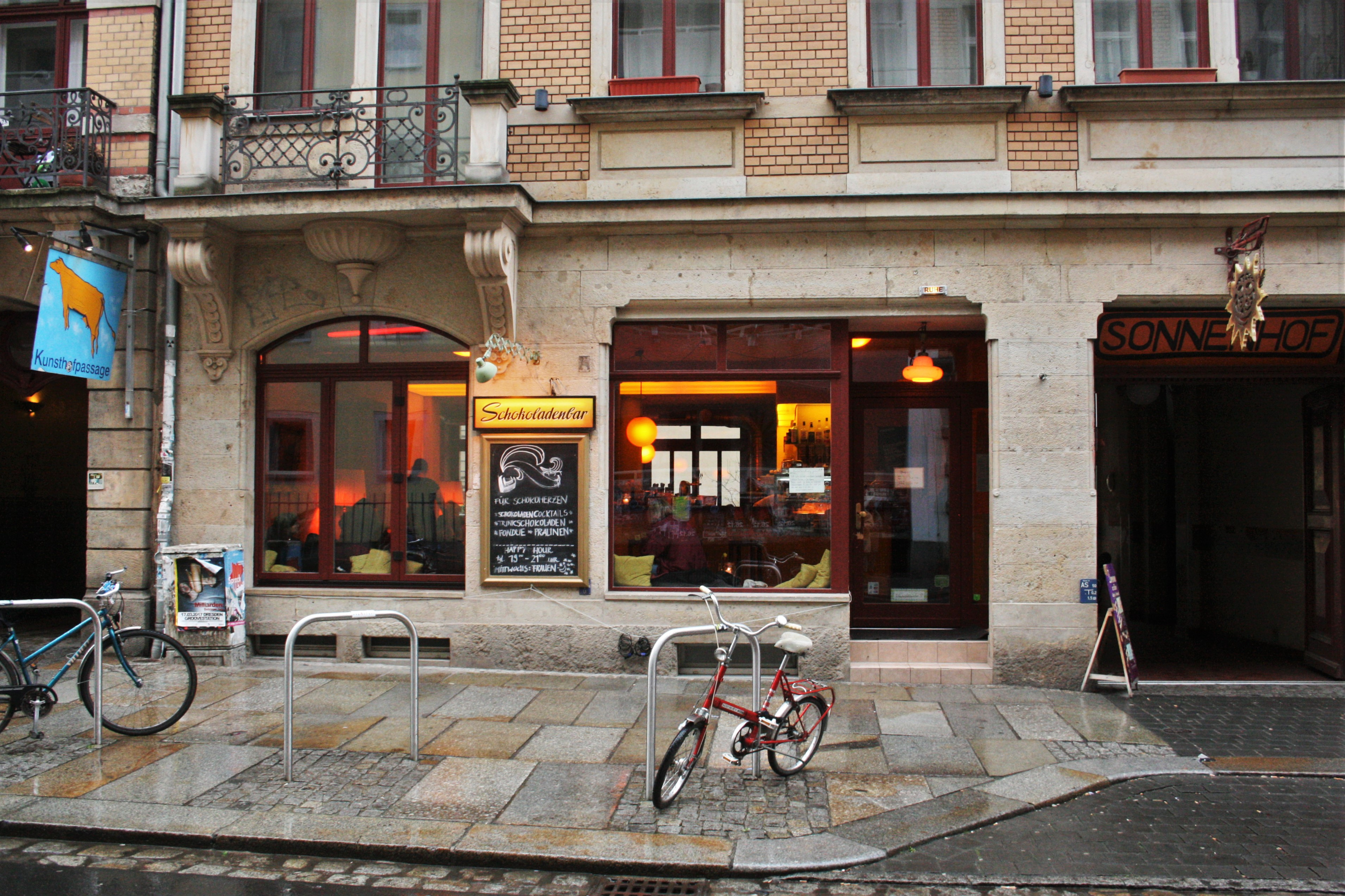Die 5 Besten Cafes In Dresden So Lebt Dresden