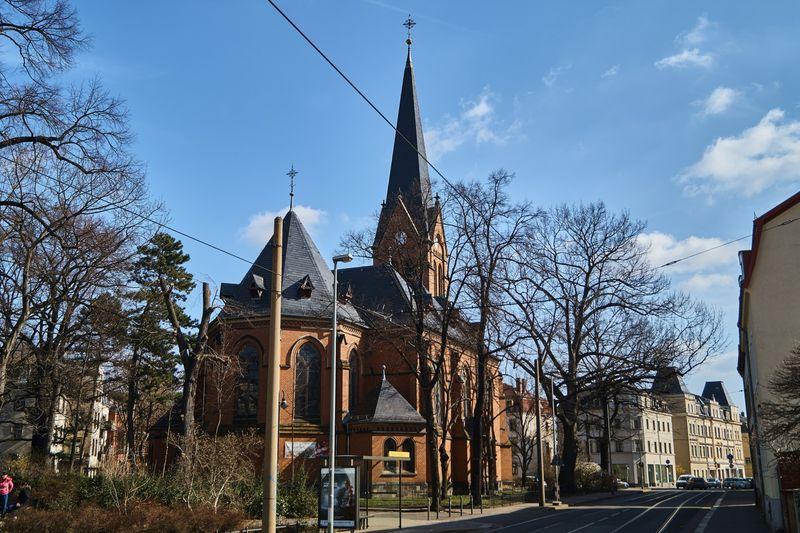 Markuskirche in Pieschen