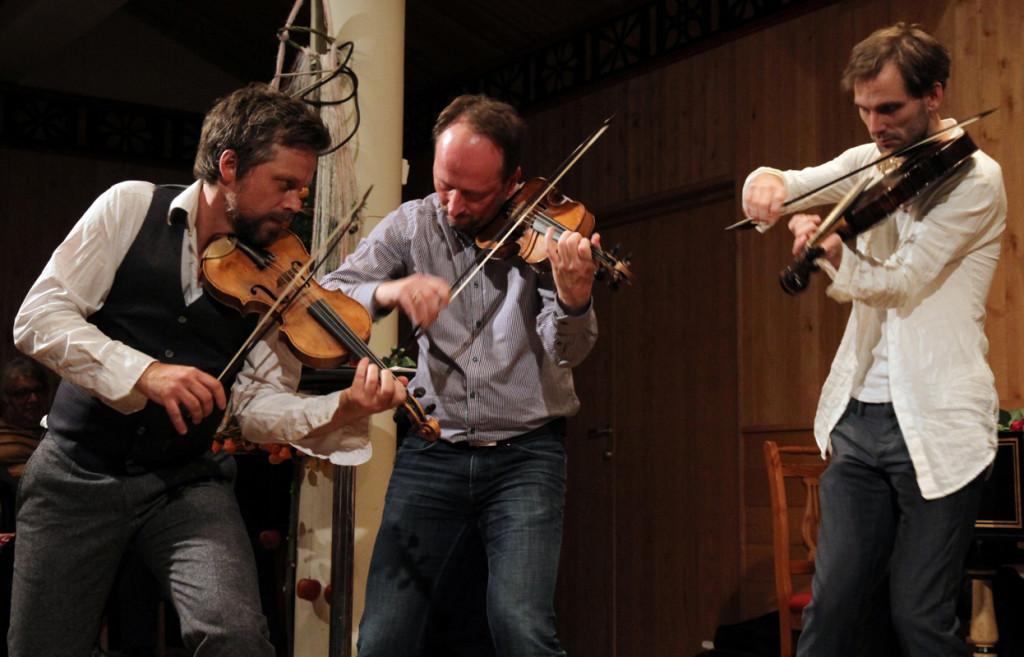 Die Barokksolistene spielt am 14. Juni für euch. Foto von Knut Utler.