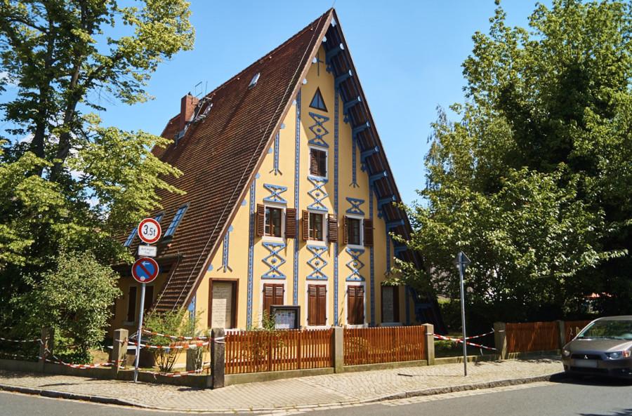 Das Putjatinhaus ist ein kultureller Treffpunkt.