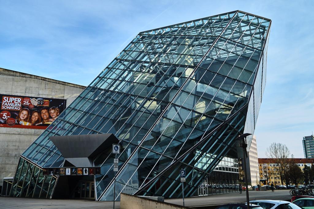 Der Ufa-Kristallpalast ist sehr beeindruckend!