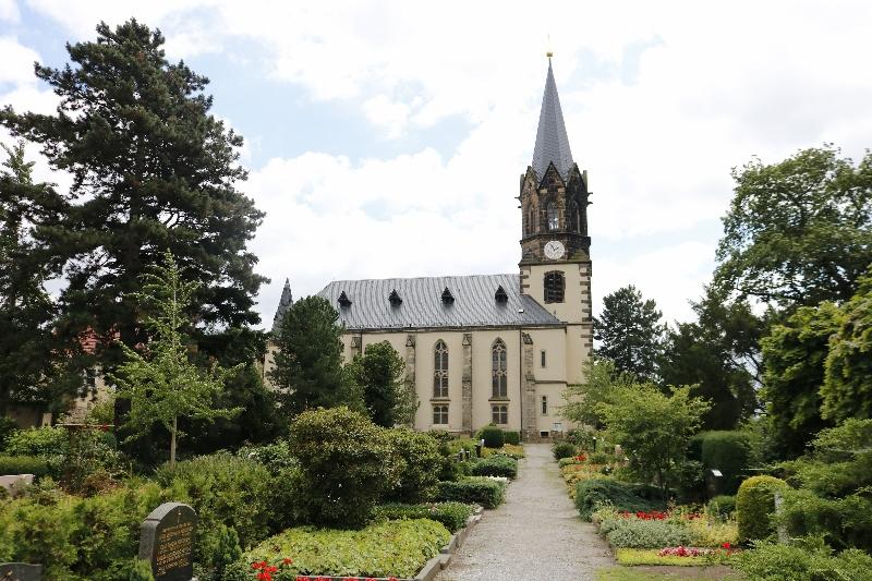 Die heutige Emmanuskirche.