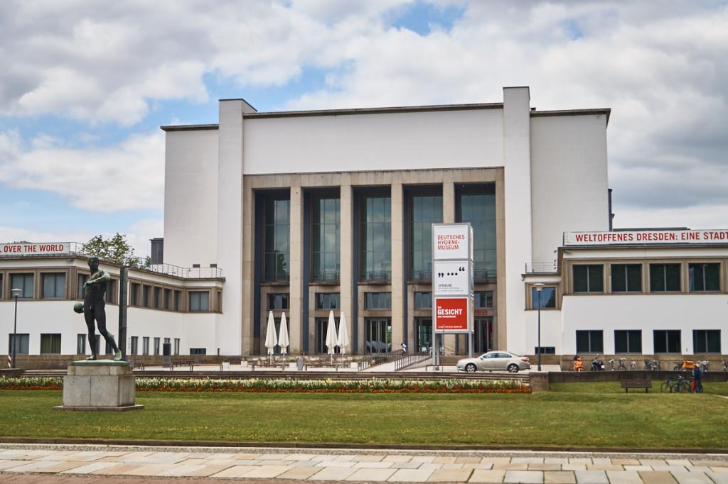 Das Deutsche Hygienemuseum erfreut sich großer Beliebtheit!