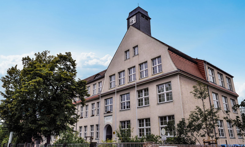 Schule in Dobritz
