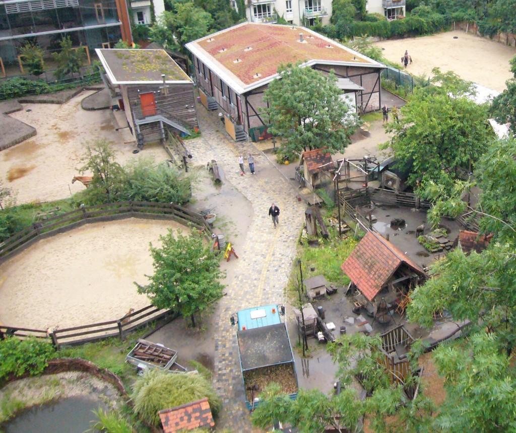 Der Abenteuerspielplatz Panama.