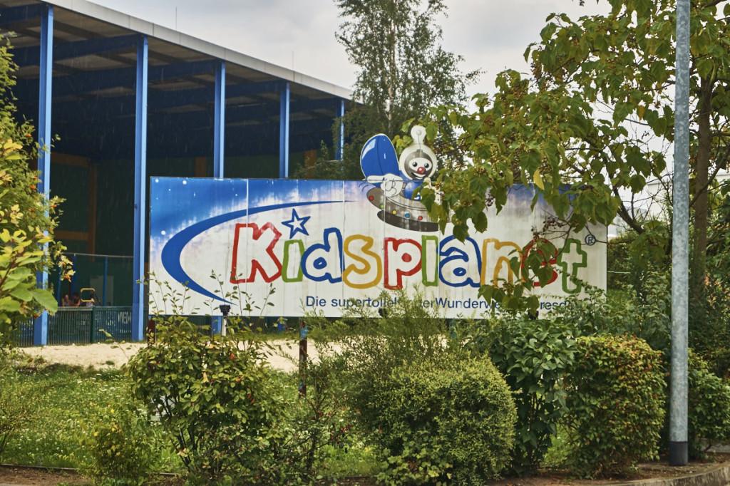 Das Kidsplanet Dresden hat eine Fläche von über 2000 Quadratmeter!