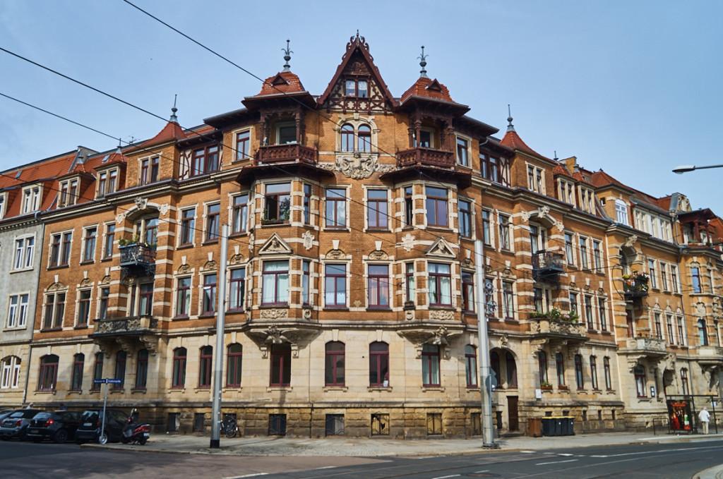 Stilvolles Wohnen an der Mockritzer Straße