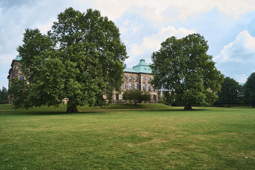 Hier findet jährlich der Palais Sommer statt!