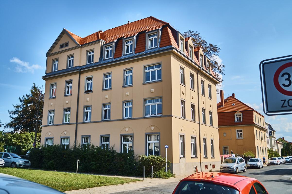 Dresden Übigau – Bauernhöfe, Schiffswerft und ein barockes Schloss ...