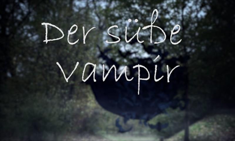 Der süße Vampir Halloween So lebt Dresden 2017