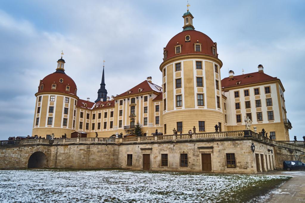 Das Schloss ist wirklich traumhaft!