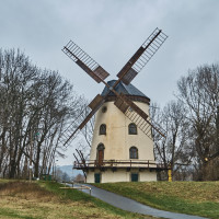 Gohliser_Windmühle