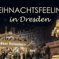 Weihnachten auf Striezelmarkt und Augustusmarkt sowie Eissaustellung in Dresden 2017 SoLebtDresden