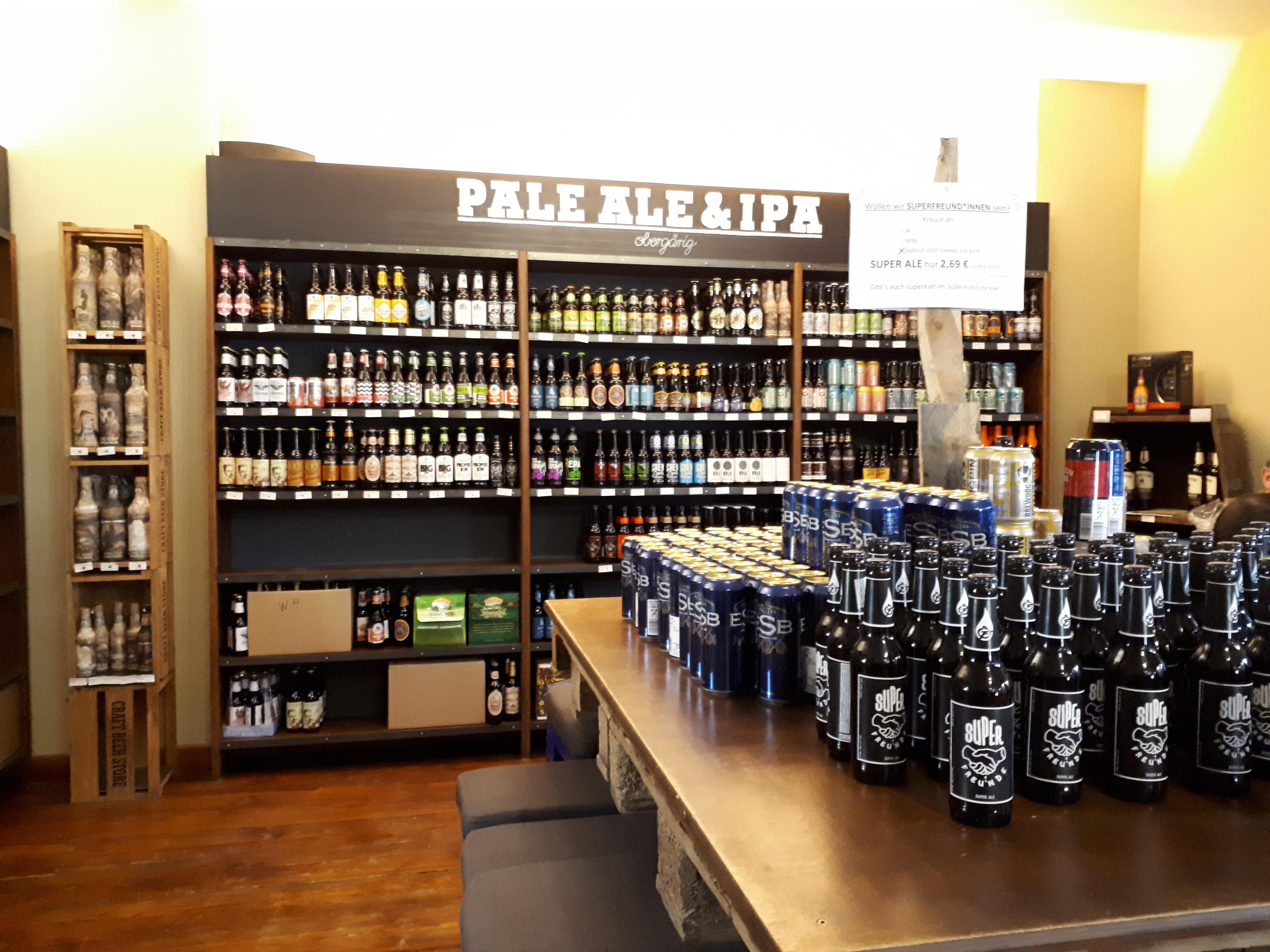 Bier Dresden Neustadt CraftBeer Store