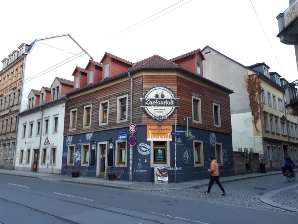 Bier Dresden Craftbeer Zapfanstalt Neustadt