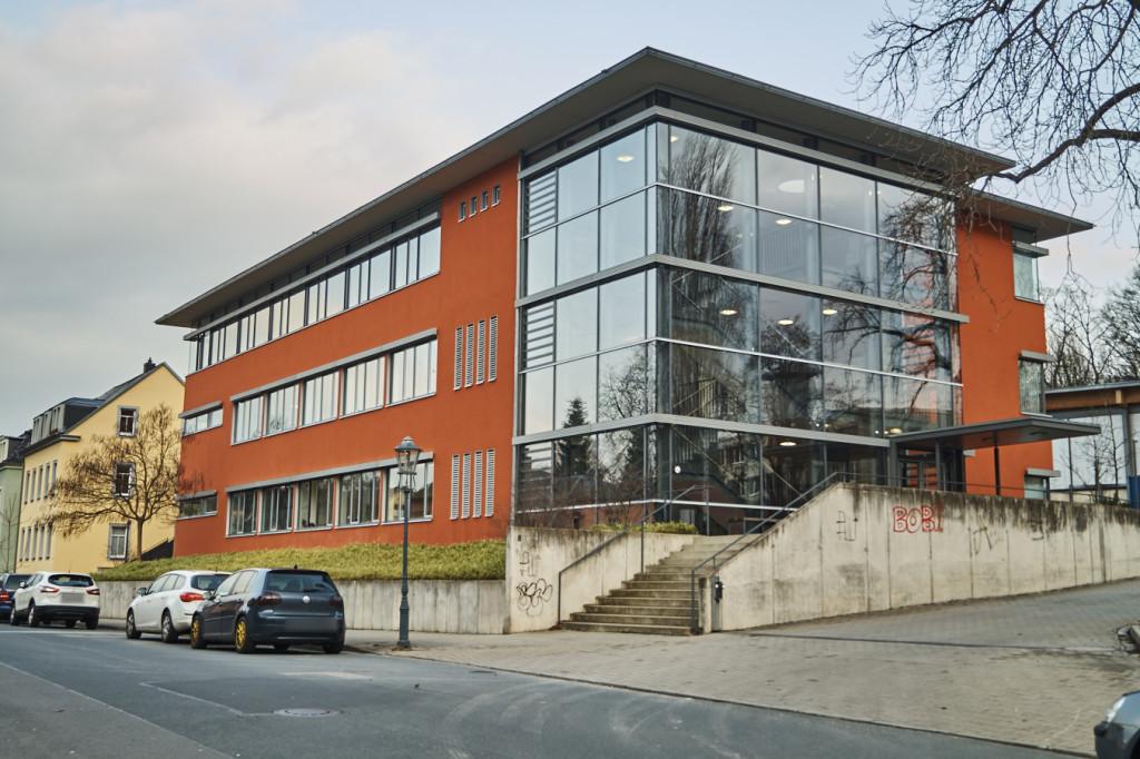 Schule trachenberge