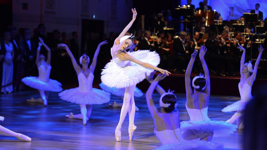 ©PR Auch Ballett wird es zum Semperopernball geben!