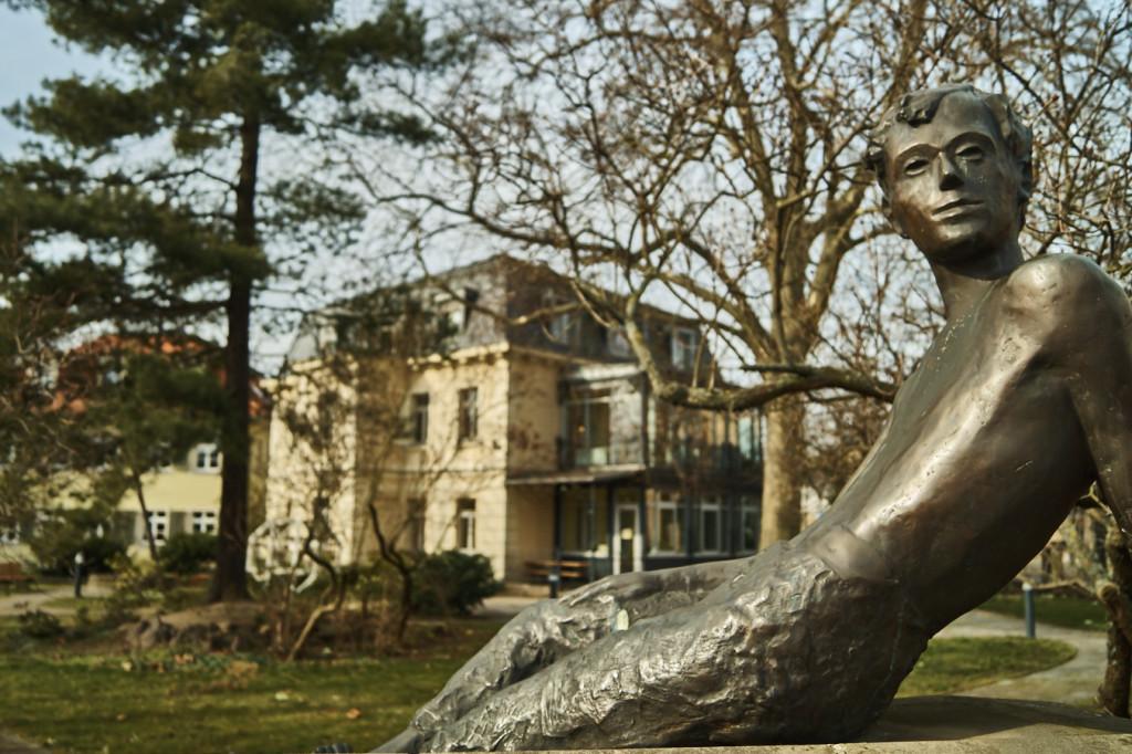 Das Erich Kästner Museum in der Äußeren Neustadt
