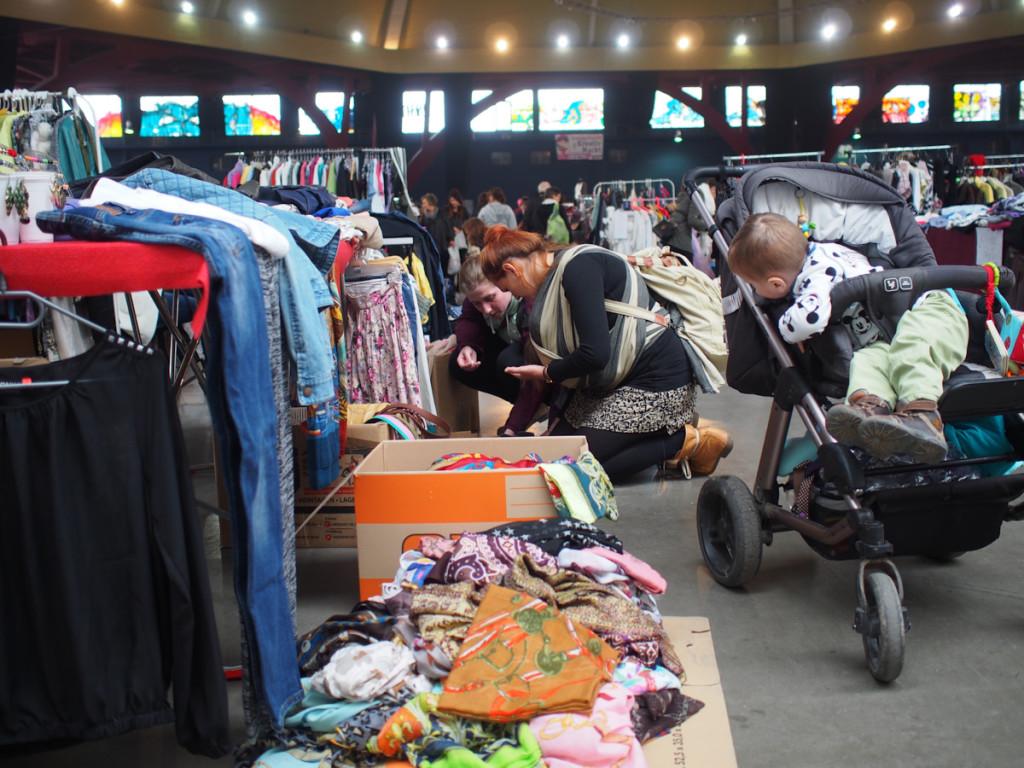 ©PR Im Hosenscheisser Flohmarkt wirst du definitiv für deinen kleinsten etwas finden!