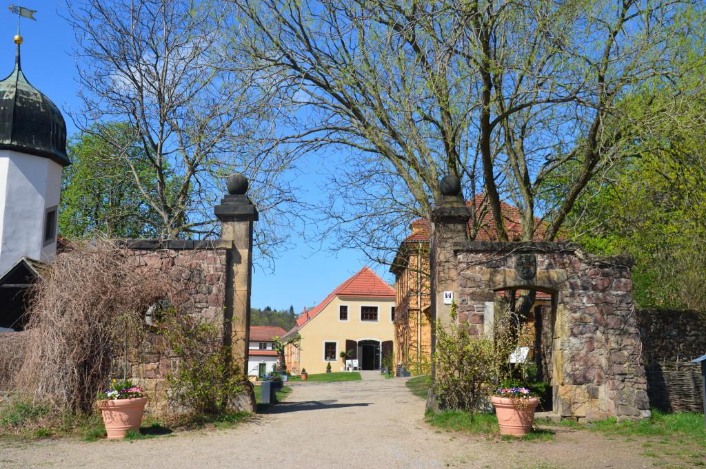 Der Geheimtipp - Schloss Hoflößnitz