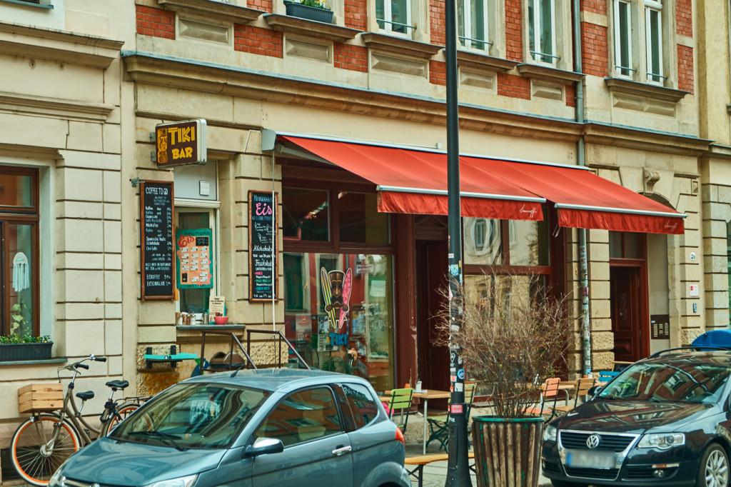Tiki Bar in der Leipziger Vorstadt