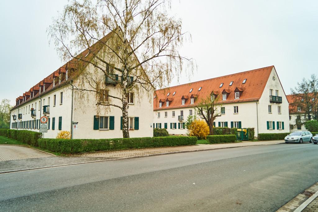 Wohnhäuser in Seidnitz