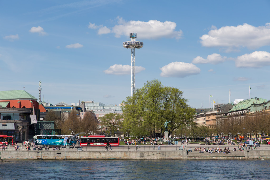 Der City Skyliner in Stockholm Copyright by Skyliner GmbH