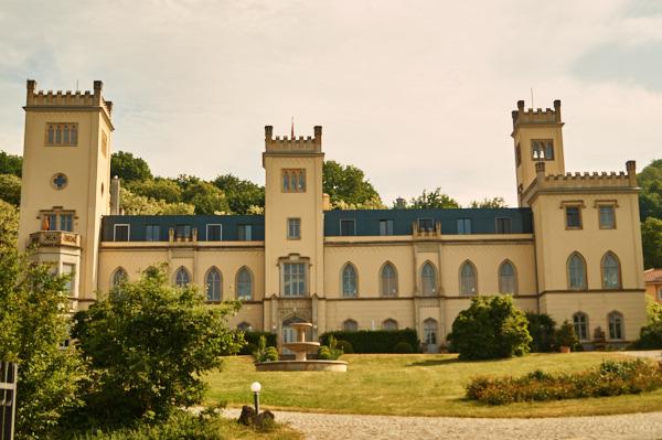 Keppschloss in Hosterwitz