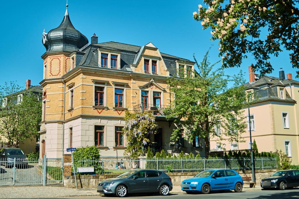 Rathaus in Luga