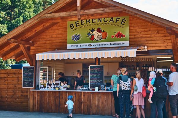 Beerencafe in Moritzburg