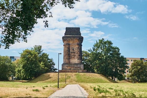 Bismarckturm in Zschertnitz