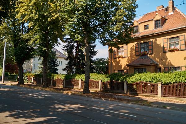 Wohnhaus in Zschertnitz