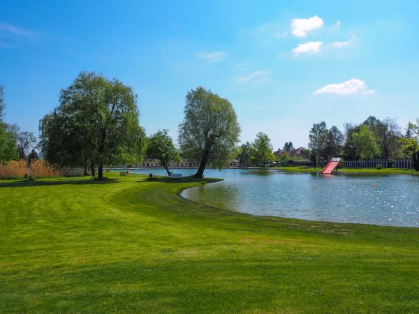 Naturbad Mockritz ©Dresdner Bäder