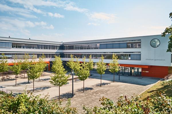 Vitzthum Gymnasium Zschertnitz