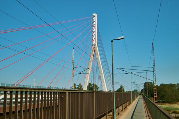 Brücke in Niederwartha