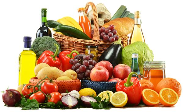 Gerade eine gesunde Ernährung ist zum abnehmen und für das Training entscheidend!