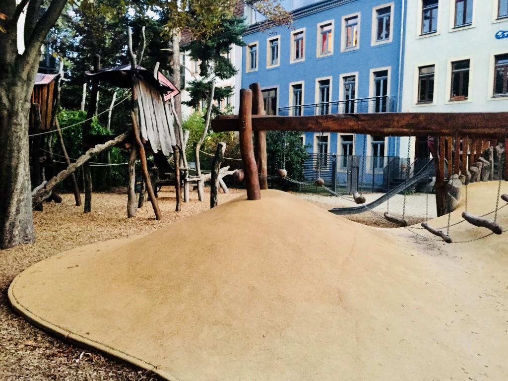 Abenteuergarantie im Herzen der Neustadt