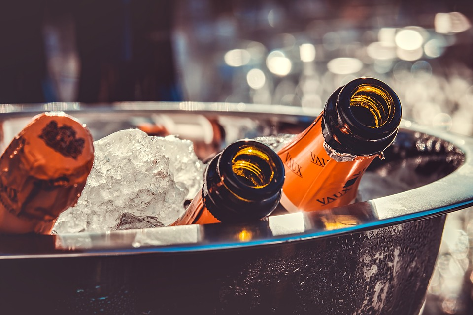 Party am Flughafen - wart ihr dabei? ©pixabay